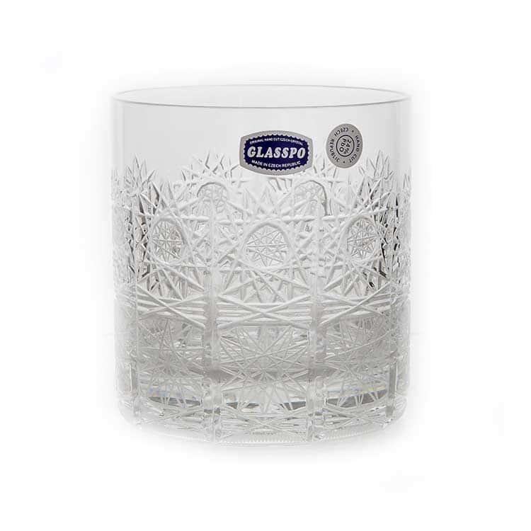 Хрусталь 20260 Набор стаканов для виски 330 мл Glasspo