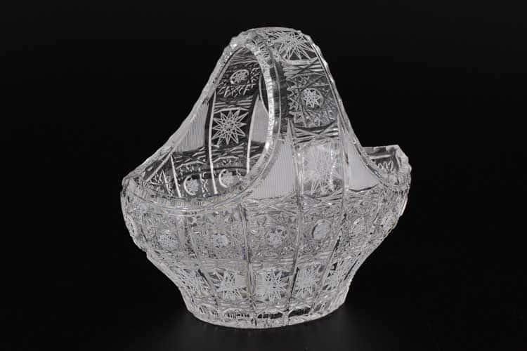 Корзина 15 см Sonne Crystal