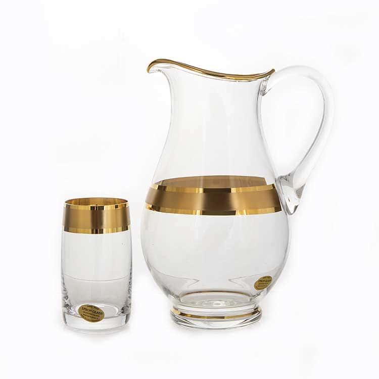 Золотая дорожка Идеал Кувшин Union Glass