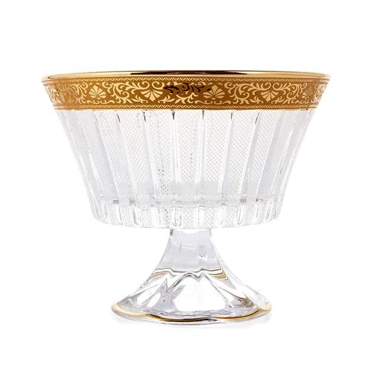 Таймлесс Романсе Ваза для варенья Astra Gold 12,5 см