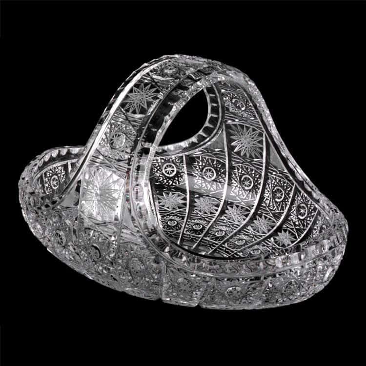 Хрусталь Корзина Glasspo 23 см.