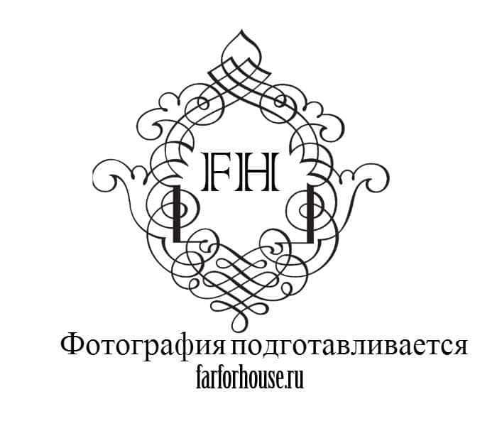 Фредерика Охота Зеленая Салатник квадратный 23 см Moravec