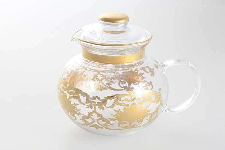 Чайник заварочный TIMON из стекла