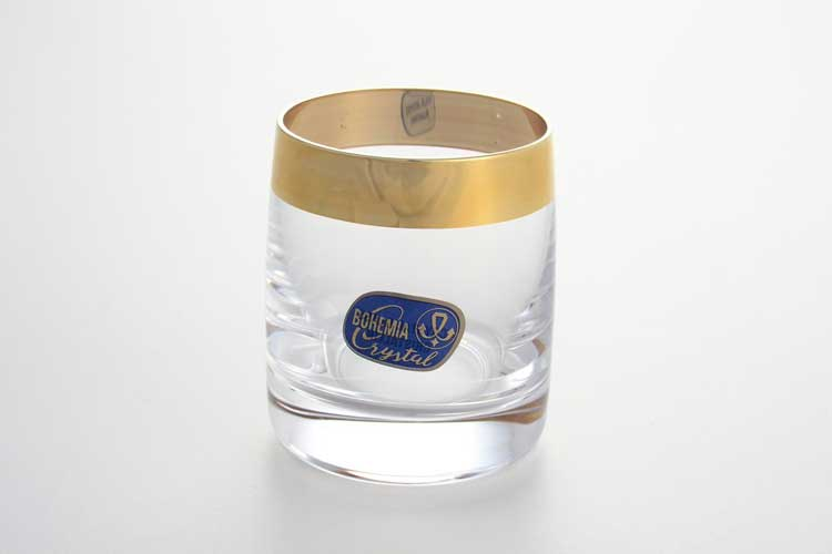 Набор стопок для водки Идеал V-D Bohemia Crystal 60 мл (6 шт)