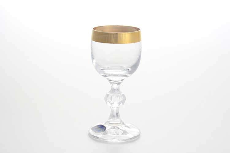 Набор рюмок для водки Идеал V-D Bohemia Crystal 50 мл (6 шт)