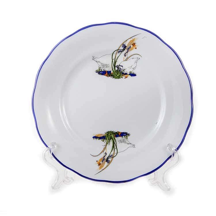 Набор тарелок Гуси Эпиаг 19 см 6 пред.