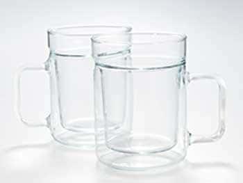 Симакс Чашки 2 шт из стекла