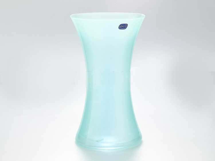 Sandra Ваза для цветов Crystalex 25 см голубая
