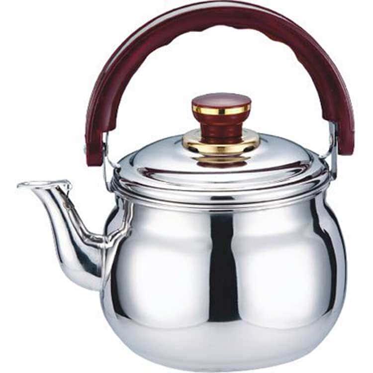 Чайник стальной RS/KL 3500-40 /4 л.