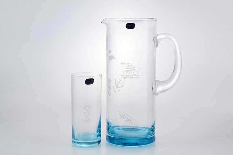Набор для воды Crystalex 7 предметов