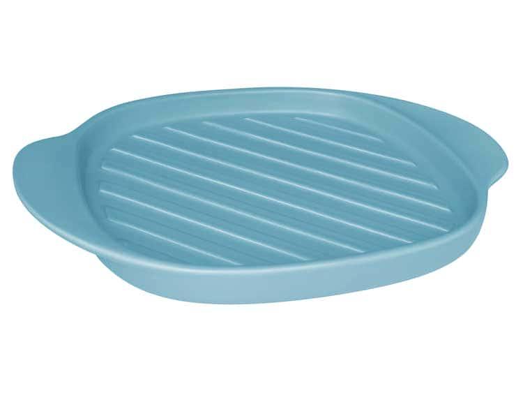 Блюдо для запекания Oxford голубой 28,5 см