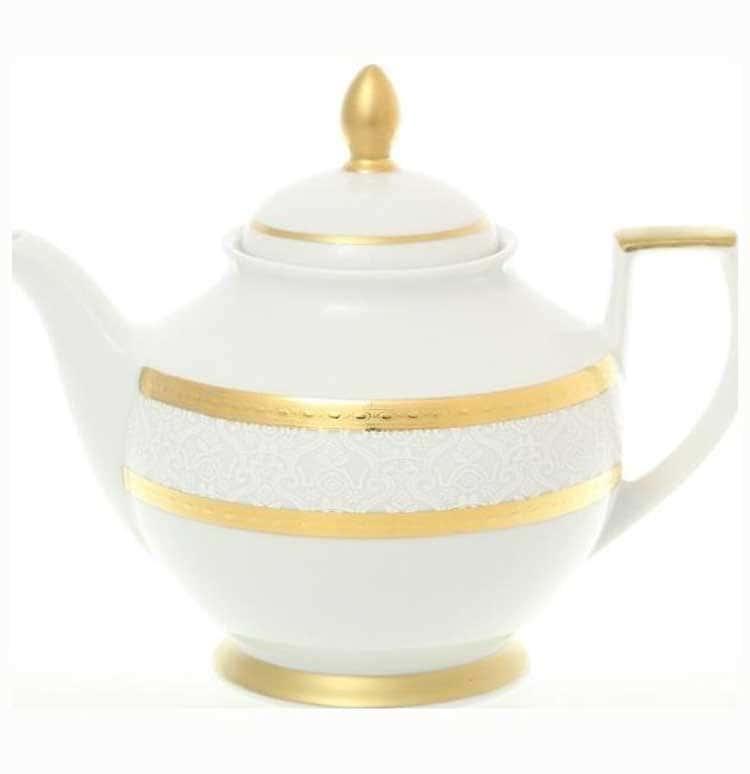 Чайник Constanza Diamond White Gold Falken
