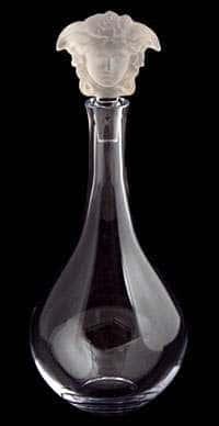 Люмиер Штоф Rosenthal Versace из стекла Германия