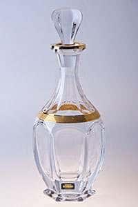 Штоф Cафари 375545 800 мл Crystalite Bohemia