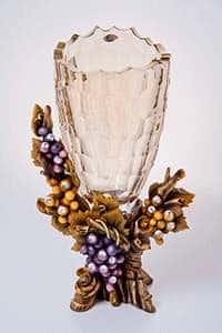 Ваза для цветов Чевик виноград