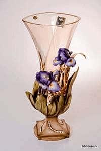 Ваза для цветов Чевик Ирис