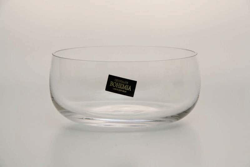 Гладкое Crystalite Ваза для конфет 50057 12 см