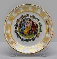 Мадонна Набор тарелок Carlsbad 19 см из фарфора