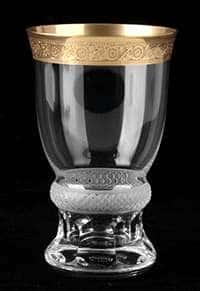 Джесси Набор стаканов для воды Kvetna 250 мл на ножке