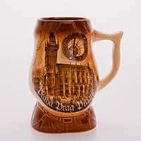 Кружка для пива Прага 0,5 л