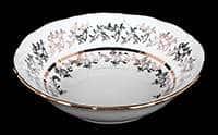 Лист белый Набор салатников Bavarian Porcelain 16 см