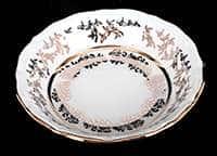 Лист белый Набор салатников Bavarian Porcelain 13 см