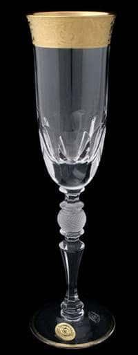 Набор фужеров для шампанского 200 мл Эксклюзив