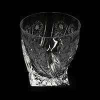 Набор стаканов для виски 340 мл Хрусталь