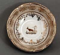 Охота медовая Набор салатников Bavarian Porcelain 13 см
