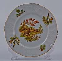 Бернадот Охота Набор тарелок 19 см 6 шт.