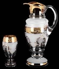 Версаче фон Арабский Набор для воды Potochka 7 предметов
