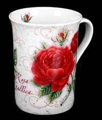 Кружка Кёнитз Красная роза Галлика