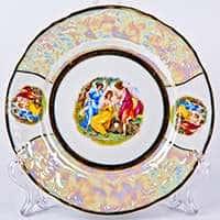 Бернадот Мадонна Набор тарелок 17 см из фарфора
