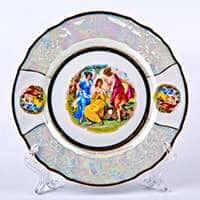 Бернадот Мадонна Набор тарелок 19 см из фарфора