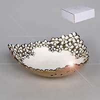 Блюдо треугольное из керамики 23,5 см