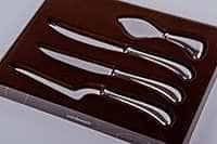 Sambonet Набор ножей из нержавеющей стали 4 предмета