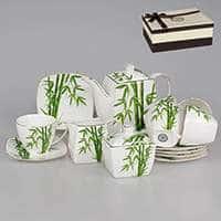 Бамбук Чайный сервиз Patricia 15 предметов 220 мл