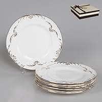 Набор десертных тарелок Patricia 6 предметов 19 см