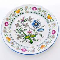 Рококо Натуре Набор тарелок Dubi 26 см из фарфора