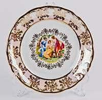 Мадонна Набор тарелок Карлсбад 17 см 6 штук