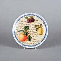 Яблоко Тарелка мелкая подвесная Leander 21 см