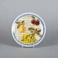 Виноград Тарелка мелкая подвесная Leander 21 см