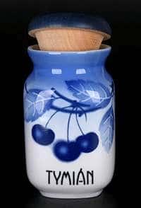 Вишни Банка для специй (тимьян) Thun 0,2 л