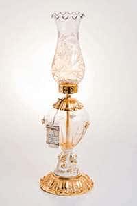 Франко Подсвечник на 1 свечу высокий