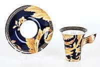 Пара кофейная Ванити (чашка 180 мл+ блюдце) Rosenthal