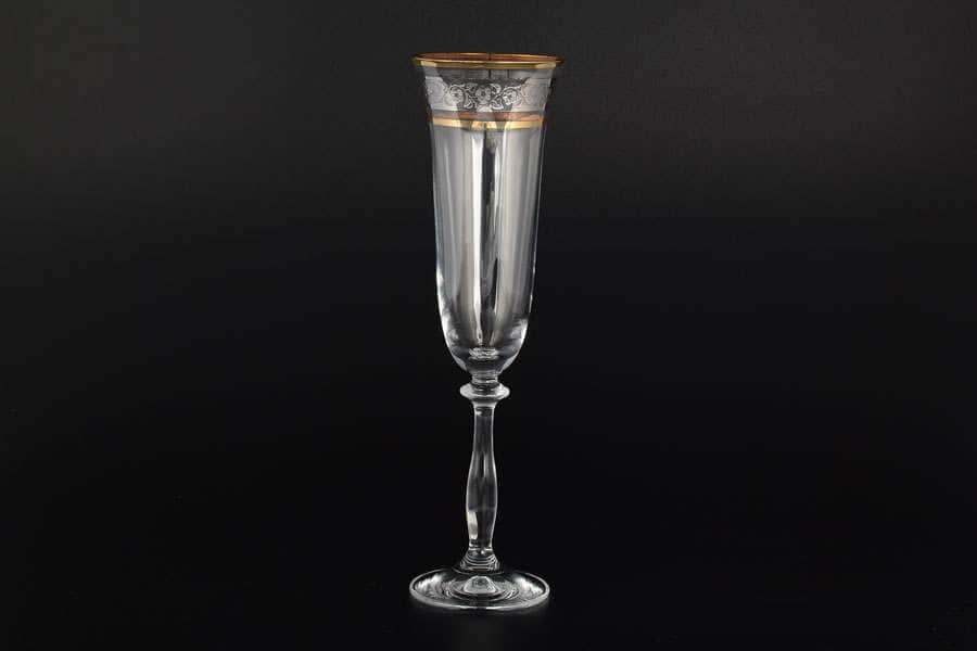 Набор фужеров для шампанского 190 мл Энжи