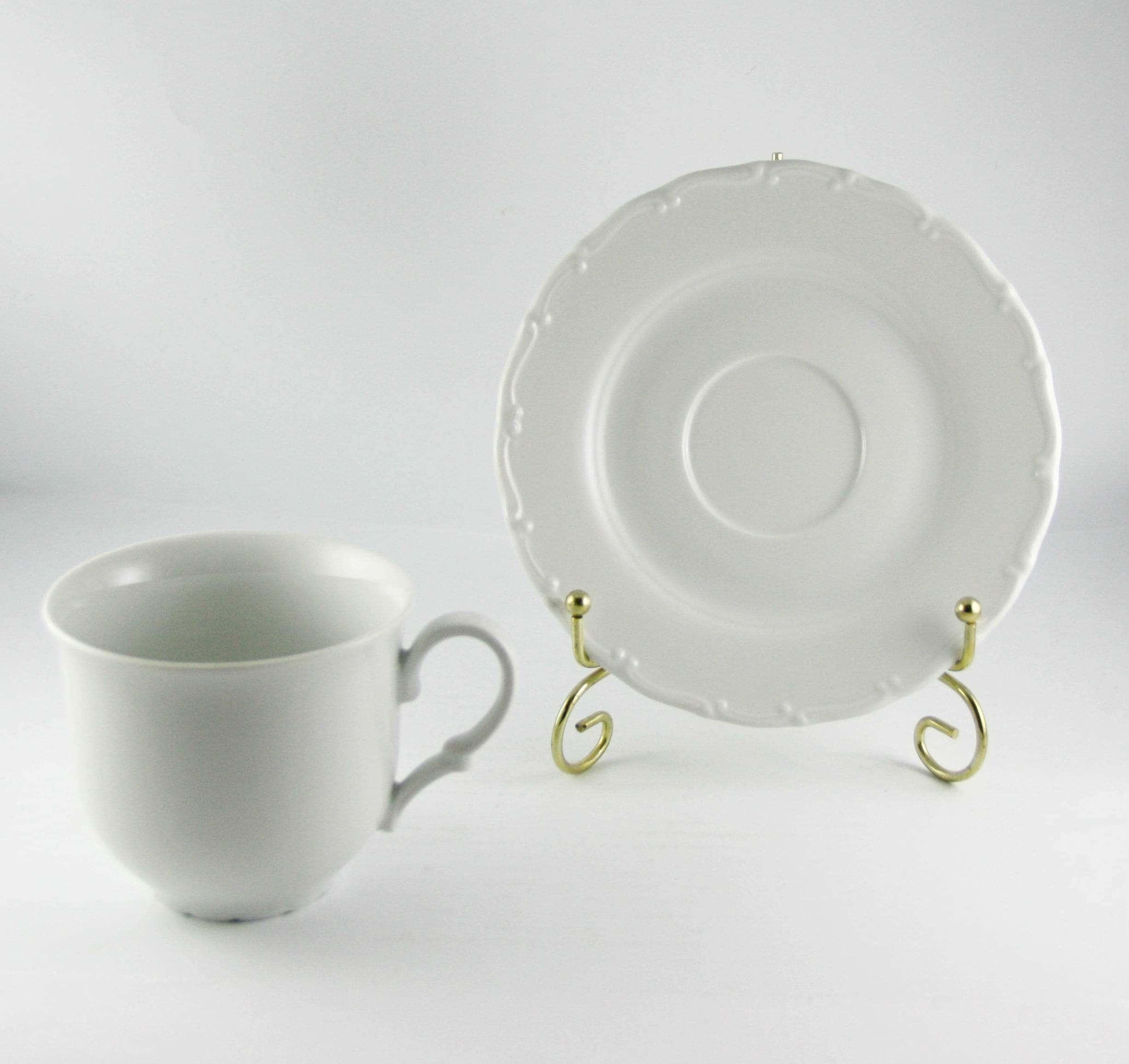 Кофейная чашка с блюдцем на 1 персону Офелия