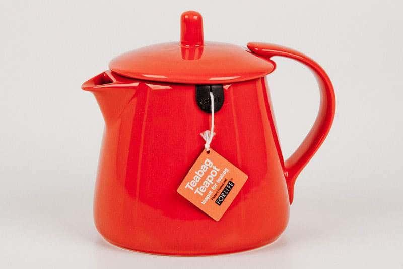 Чайник красный  заварочный Ланглоис 350 мл