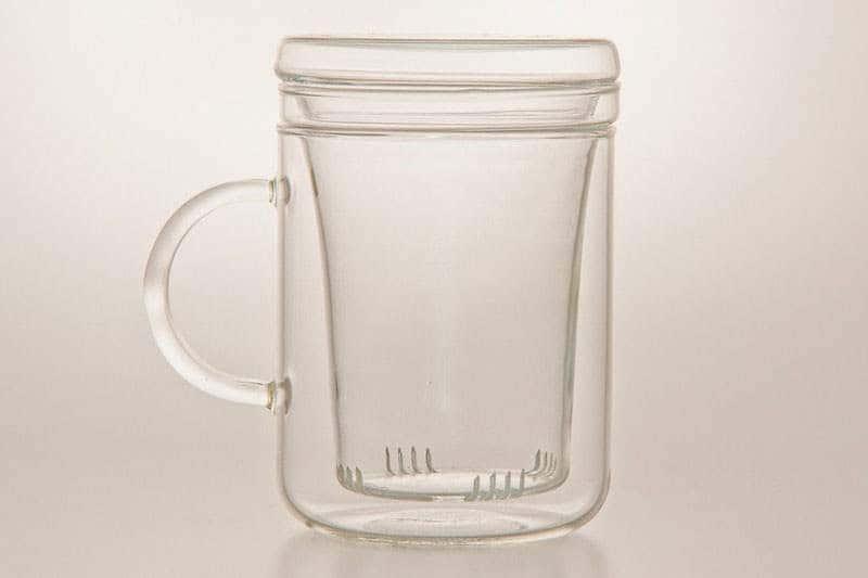 Чайник заварочный с ситом Tрендглас 300 мл
