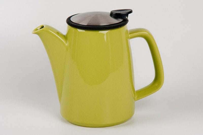 Кофейник с ситом Ланглоис желтый